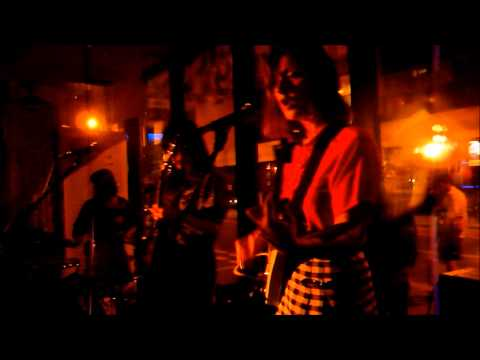 THE ABJECTS LIVE AT THE PAPER DRESS VINTAGE, LONDON 30TH JULY, 2015