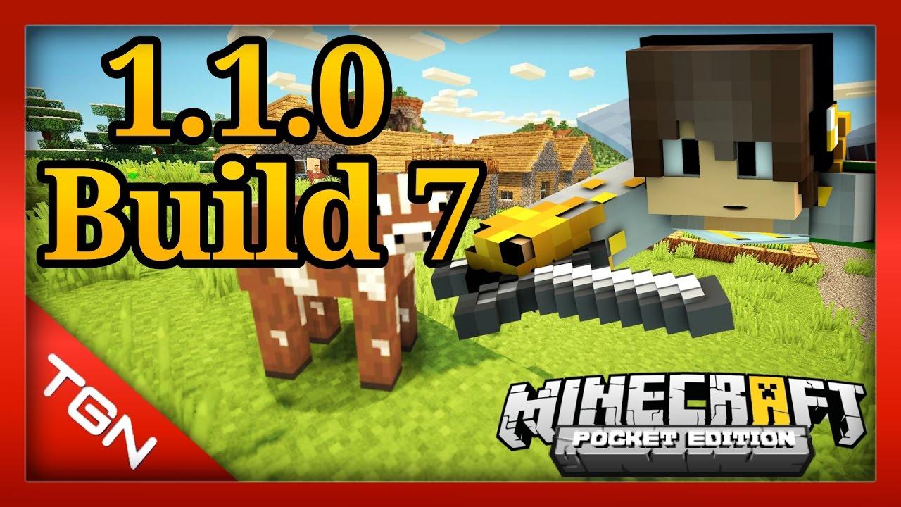 Minecraft pe 7 slots