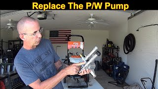 Replace The Pump on Stihl RB 200 Pressure Washer P/N SRMW2.2G24