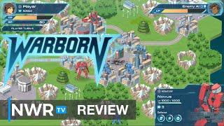 Warborn (Switch) Review - War Never Changes (Video Game Video Review)