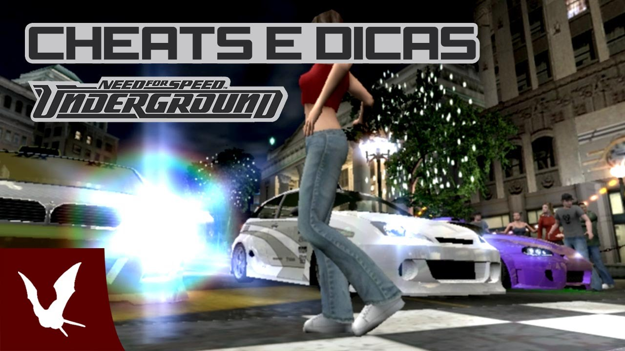 Need For Speed Underground - Cheats e dicas para PC - YouTube b9bd22ebe3dfb