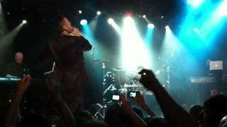 And One Timekiller Live Barcelona 2012