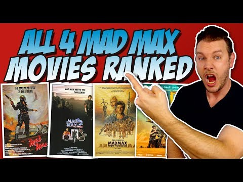 All 4 Mad Max Movies Ranked Worst to Best