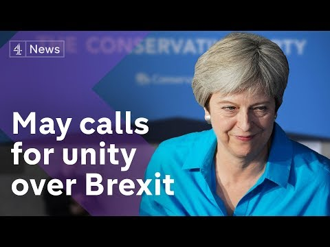 Brexit clashes on day one of Tory Party conference