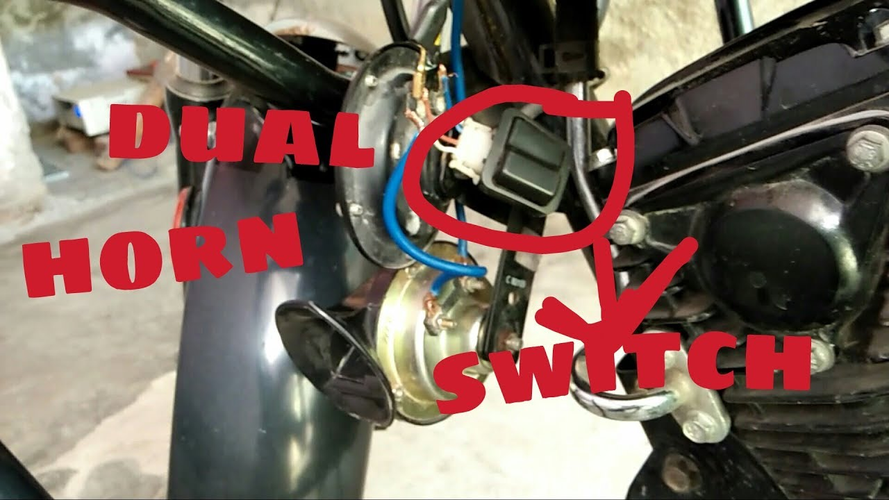 How to install dual horn on motorcycle hero passion xpro mr how to install dual horn on motorcycle hero passion xpro mrtomobiler swarovskicordoba Gallery