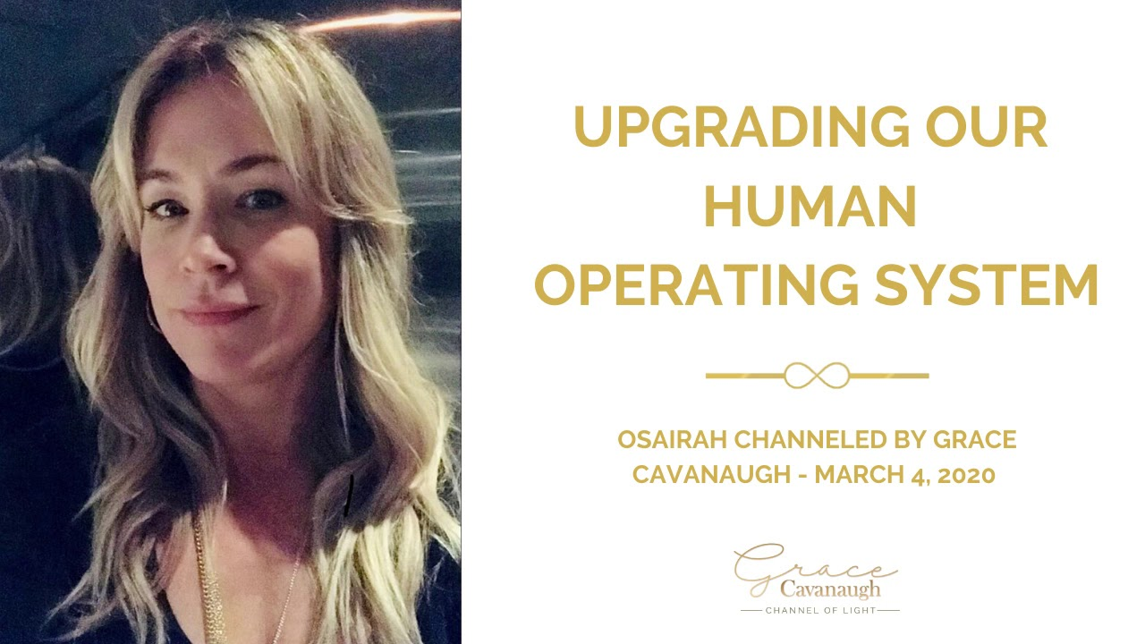 It's Time to Rise - Upgrading Our Human Operating System