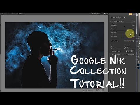Google Nik Collection - Quick Tutorial