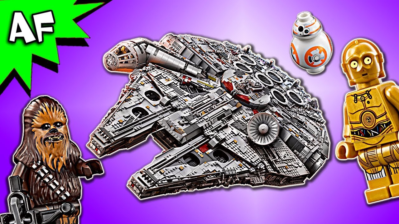 lego star wars ucs millennium falcon 75192 sneak peek. Black Bedroom Furniture Sets. Home Design Ideas