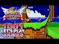 Sonic the Hedgehog 2 (Sega Genesis/Mega Drive) - Let's Play 1001 Games - Episode 200