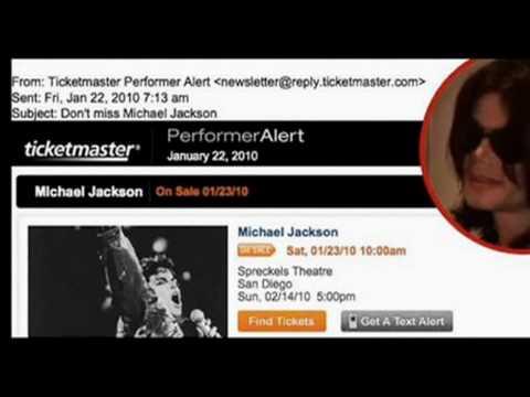 Michael Jackson Mort ou vivant 31 ième partie