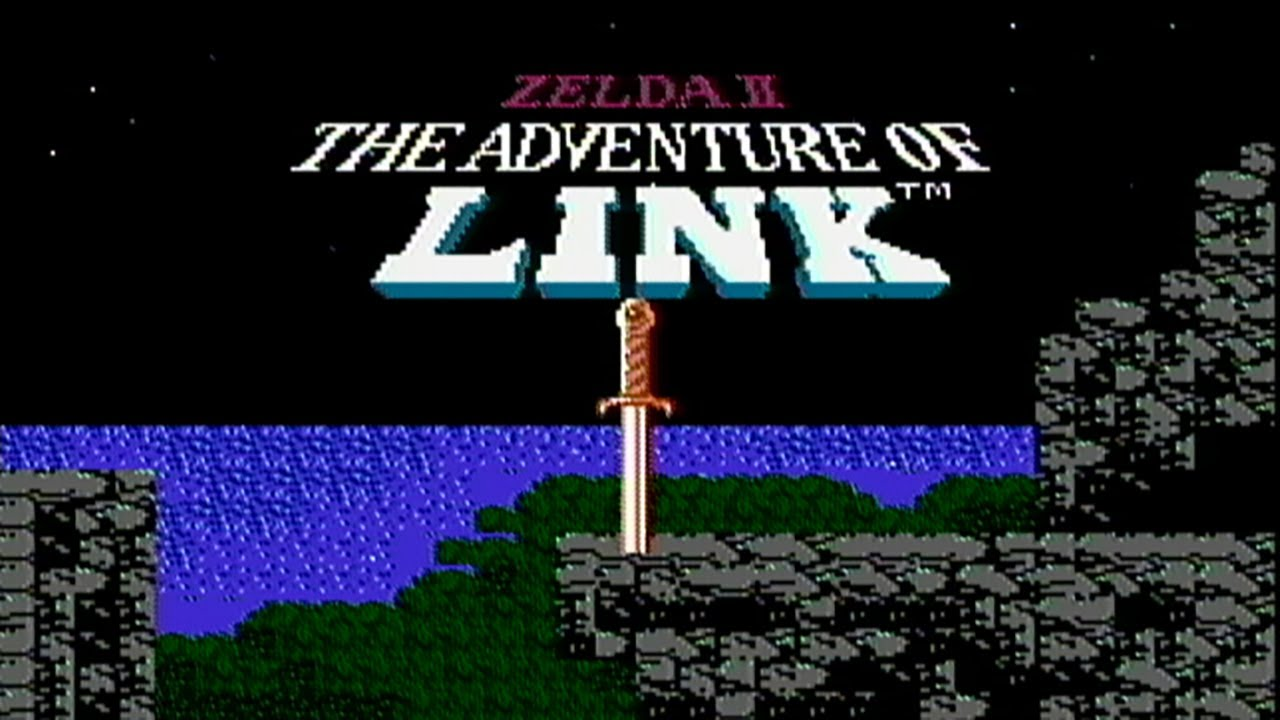 Image result for zelda ii the adventure of link