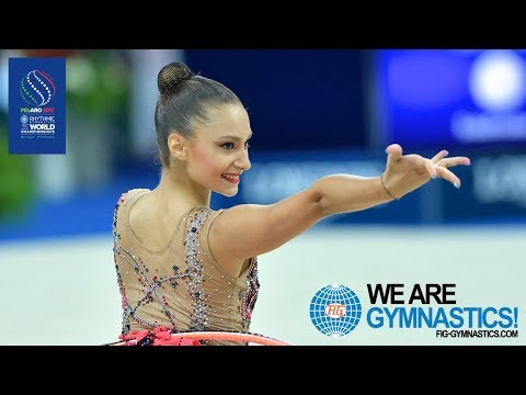 2017 Rhythmic Gymnastics Worlds, Pesaro (ITA) - Day 4 - Part 2