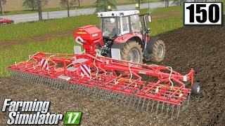 Siew poplonu - Farming Simulator 17 (#150)