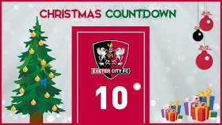 🎅 City Christmas Crackers: No. 10 | Exeter City Football Club