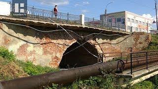 У Тамбові ремонт мосту на Базарній планують завершити до кінця року