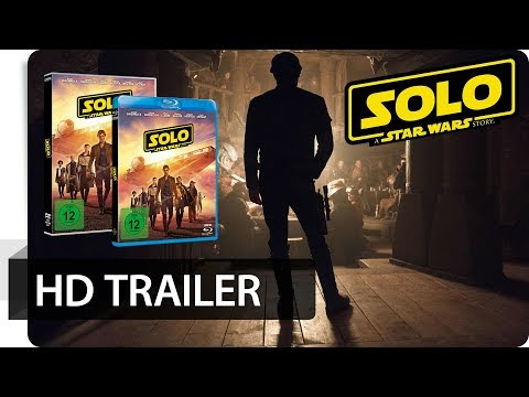 SOLO: A STAR WARS STORY - Als Blu-ray™, DVD, 3D, 4K UHD und als Download | Star Wars DE