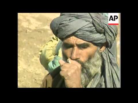 Looting of Afghan archeological treasures continues.