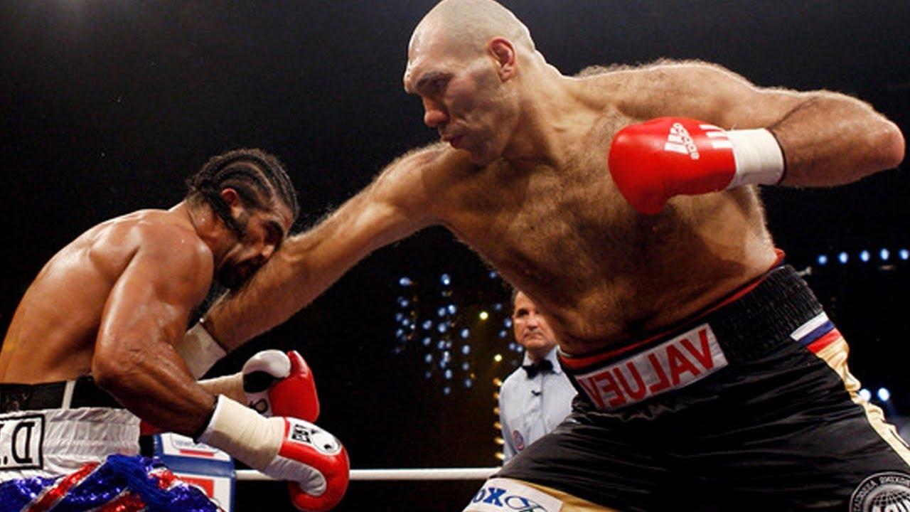 Самые сильные тяжеловесы в боксе