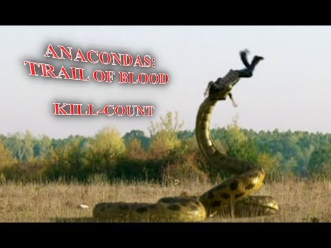 Anacondas: Trail Of Blood: Kill-Count