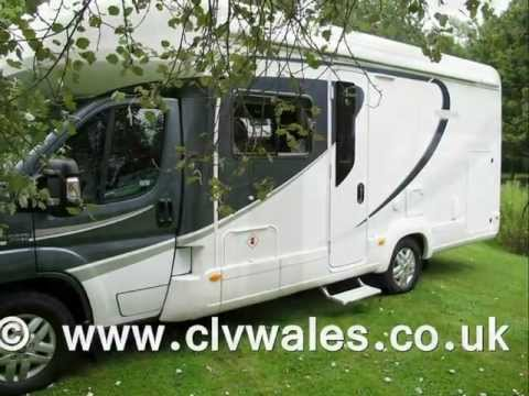 Amazing 2013 Autotrail Frontier Mohawk Motorhome With GARAGE - YouTube