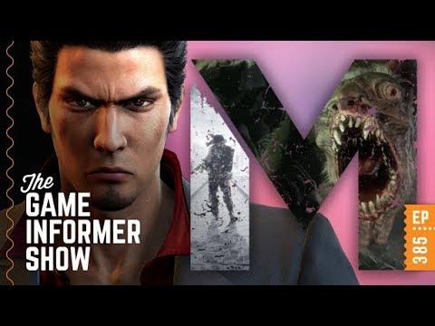 GI Show – Metro Exodus, Yakuza 6, God Of War Text Adventure