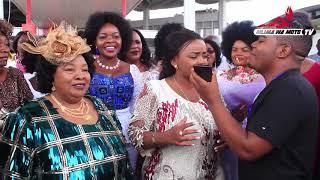 Mapokezi ya Rev  Lucy Natasha kutoka Kenya kuja Tanzania Yatikisa Jiji