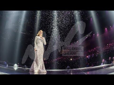 /JELENA ROZGA /MOJE PROLJEĆE /MAC Music Awards Ceremony 2019.