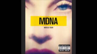 Madonna - Open Your Heart (Live: MDNA Tour)