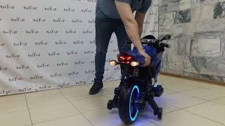 Обзор детского электромотоцикла А001АА