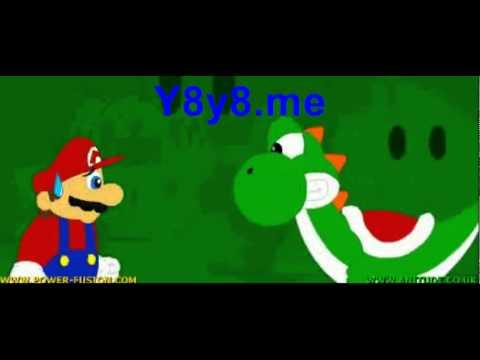y8 A Super Mario Story I.avi