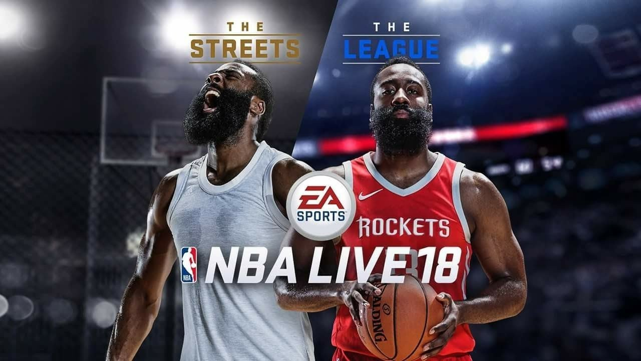 c97f6a4ed56 NBA Live 18 Cover Athlete James Harden - 2016 17 Highlights - YouTube