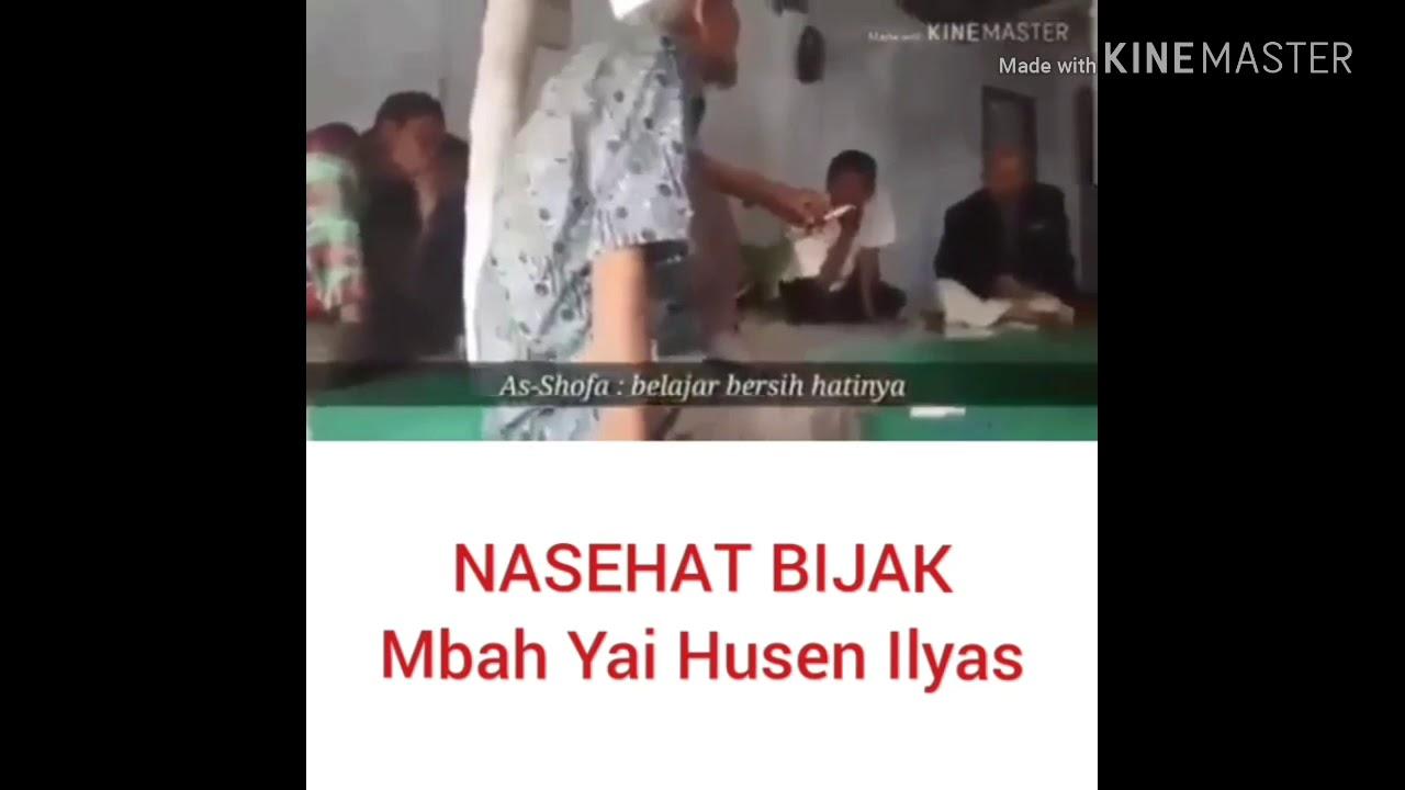 MEMANG BENER! Apa yang di katakan Mbah yhai khusen Ilyas Mojokerto!!