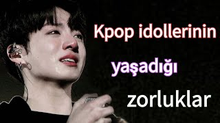 KPOP idollerinin yaşadığı zorluklar #1 /koreawuchi/