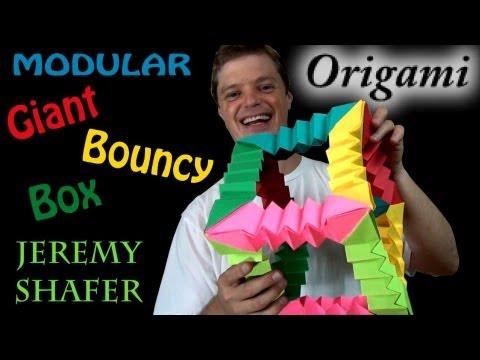 Giant Bouncy Box Modular Cube
