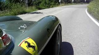 1958 Ferrari 250 Tr - Testa Rossa - Stradale Del Mugello