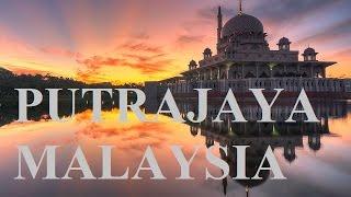 Putrajaya Malaysia Tour Putra Mosque Pullman Lakeside