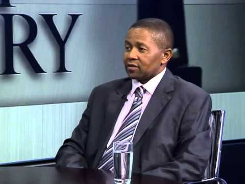 Geoffrey Qhena - CEO of the IDC - Part 1