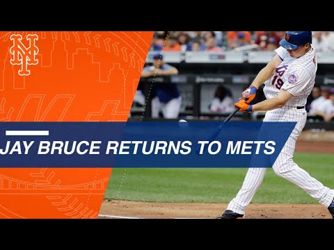 Jay Bruce to return to Mets