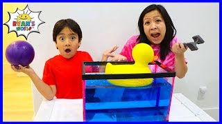 Science Video for Kids learning Sink or Float Experiment!
