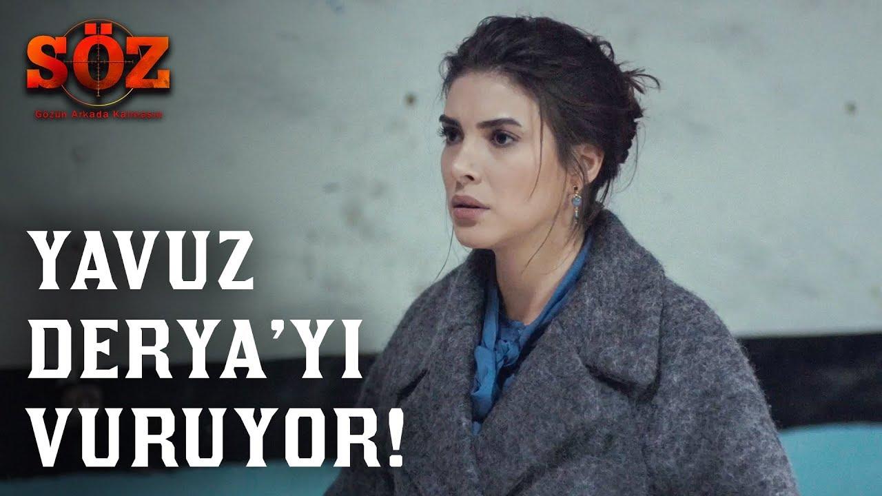 Söz | 65.Bölüm - Yavuz Derya'yı Vuruyor!