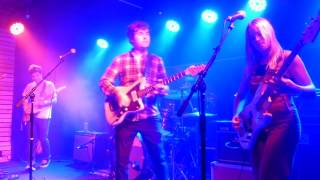 Surfer Blood - Matter of Time (Houston 01.30.17) HD