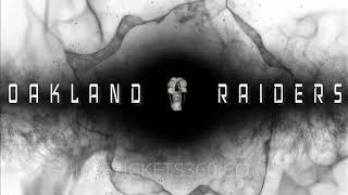 Oakland Raiders home GAME (2019) Oakland Raiders schedule