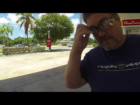 Key Largo, Florida on US-1 North, Overseas Highway, 4 August 2016 GP071346