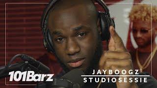 Jayboogz - Studiosessie 298 - 101Barz