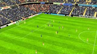 Kayseri Erciyesspor ile Galatasaray   Gol Burak Yilmaz 43 dakika   TV 1080p