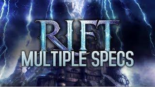 Swifty Rift Storm Legion - Multiple Specs
