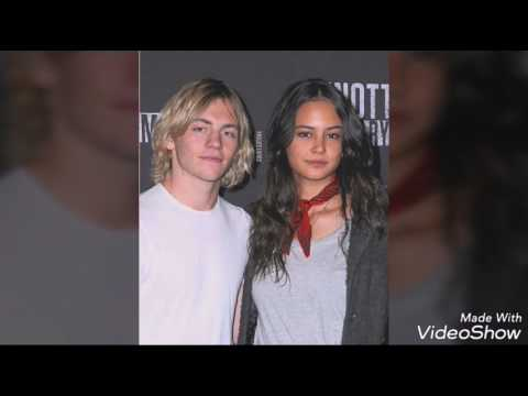 And ross courtney lynch Actors Courtney