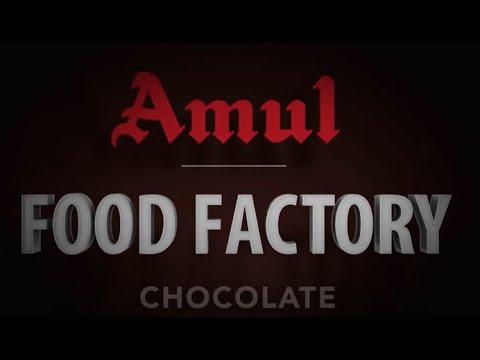 #Amul Food Factory: Chocolate