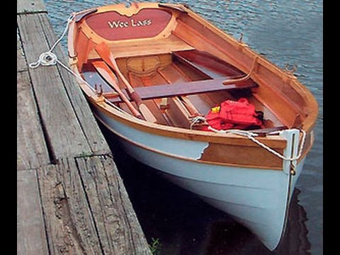 wooden boat kits - BoatplansTV
