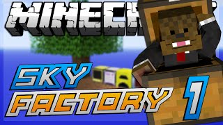 Minecraft Modded Sky Factory \